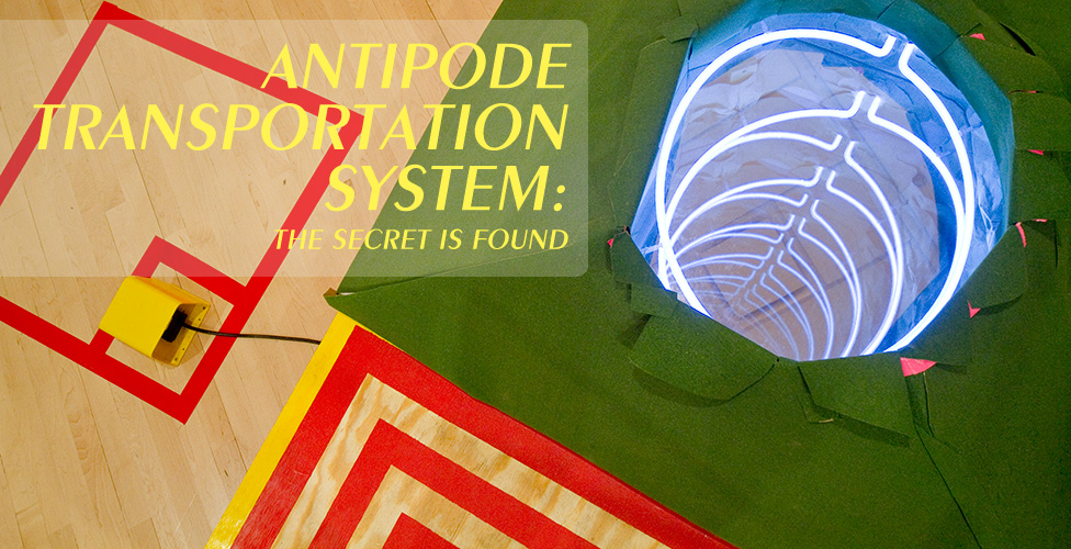 Antipode Transportation System
